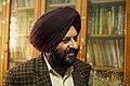 Dr. Rawail Singh at Department of Punjabi, University of Delhi.jpg