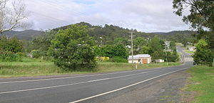 Drake, New South Wales - Bruxner Highway