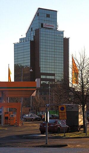 Gårda Business Center - The Gårda Business Center skyskcraper.