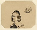 Drawing, Heads of two men, in the style of Frans Hals, ca. 1860 (CH 18095507).jpg
