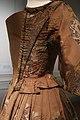 Dress. Lyon 1700-1750 ? Detail. Silk. Musée des Tissus MTMAD. 27963.jpg