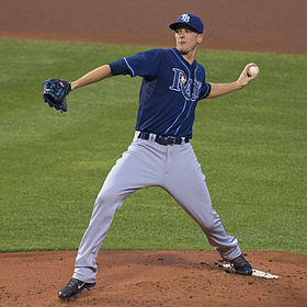 Image illustrative de l'article Drew Smyly