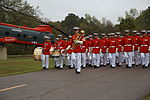Drum and Bugle Corps and Silent Drill Platoon perform at Marine Corps Air Station Beaufort 150323-M-VR358-011.jpg