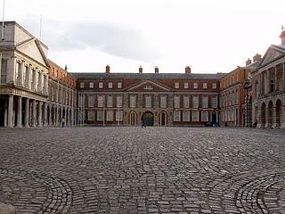 Dublin Castle administration