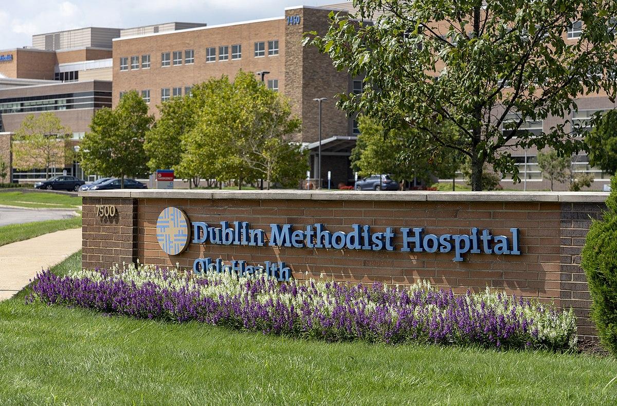 Dublin Methodist Hospital - Wikipedia