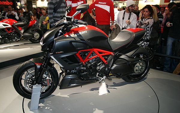 Ducati Diavel Wikiwand