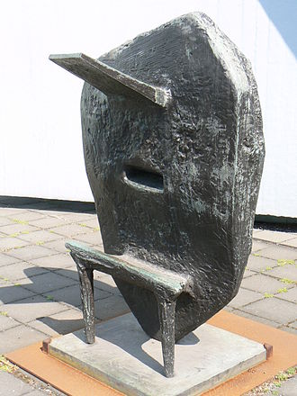 Kenneth Armitage - The Prophet (1961), Duisburg, Germany