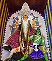 Dumureswari Mata in Shakta Rash 1.jpg