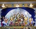Durga Puja in Siliguri, West Bengal.jpg