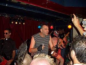 Dwarves (band) - Dwarves show in August 2007