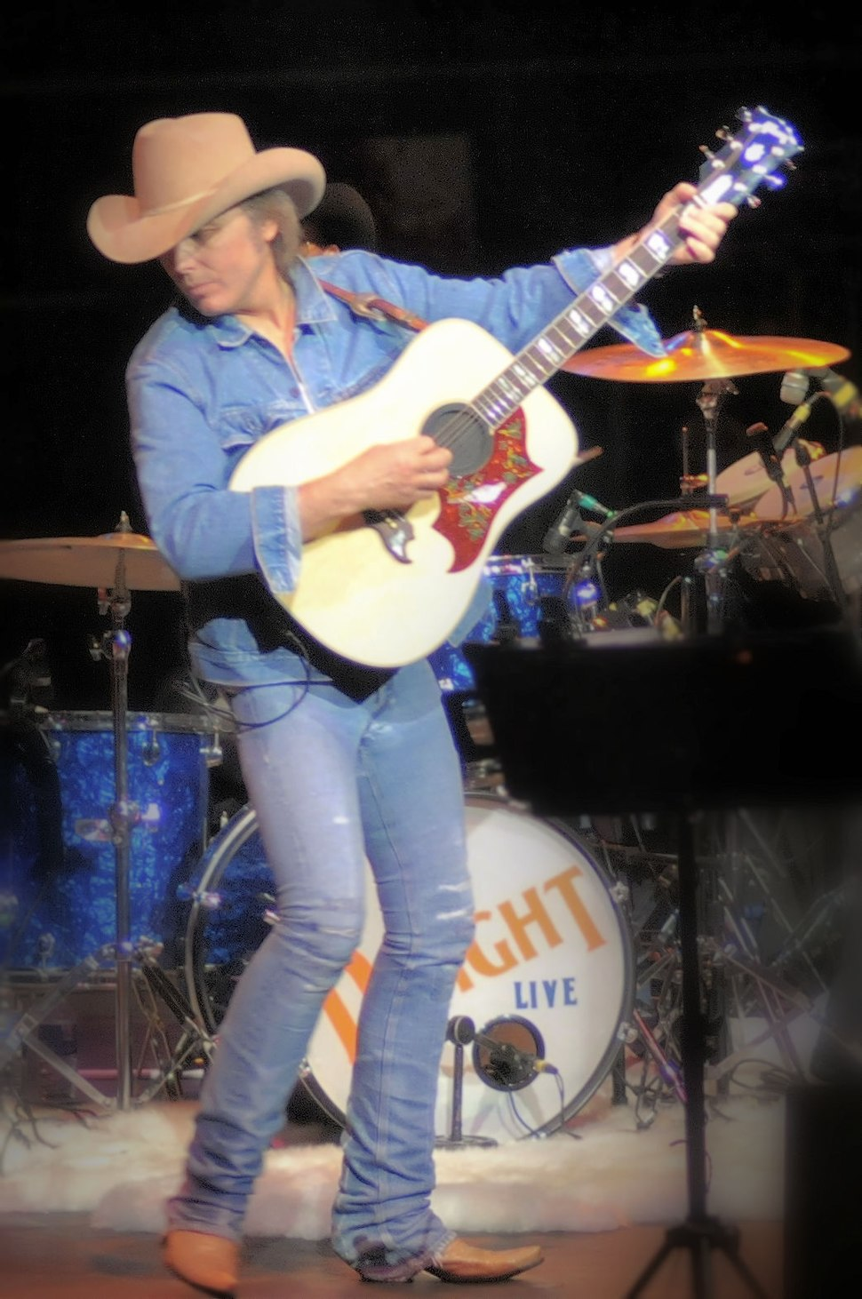 Dwight Yoakam in 2008