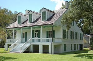 Edward Douglass White House - Image: ED White