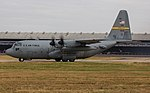 EGLF - Lockheed C-130H Hercules - United States Air Force - 92-1535 (43575285621).jpg