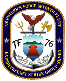 Task Force 76 United States Navy task force