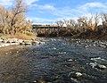 Eagle River in Eagle Colorado.JPG