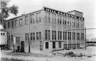 Hill's Pet Nutrition - Early Picture of Hill Packing Company