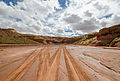 Earth road to Antelope Canyon 2013.jpg