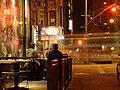 East Village Sidewalk After Dark (New York, NY) (5720189120).jpg