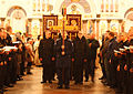 Easter service in Kronstadt Naval Cathedral (2016-05-01) 01.jpg