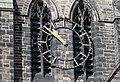 Eastern clockface, St Hillary's Tower, Wallasey.jpg