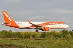 EasyJet, Airbus A320-214(WL), G-EZOP - CDG (25213429155).jpg