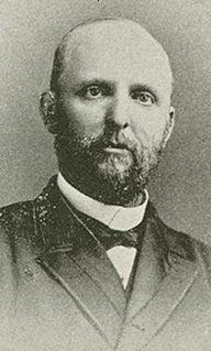 Ebenezer J. Hill American politician