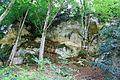 Eclépens, Ancien Canal d'Entreroches, roches calcaires du Mormont.jpg
