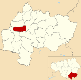 Edgeley and Cheadle Heath (Stockport electoral ward) Human settlement in England