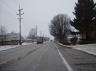 Edna Mills, Indiana - Image: Edna Mills, Indiana