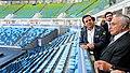 Eduardo Paes e Michel Temer visitam Parque Olimpico.jpg
