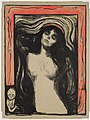 Edvard Munch, Madonna.jpg