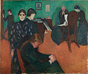 Edvard Munch - Death in the Sickroom - Google Art Project.jpg