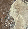 Edwards Air Force Base - Rogers Dry Lake CA 2006.jpg