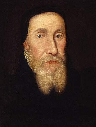 Bishop of Worcester - Image: Edwin Sandys from NPG