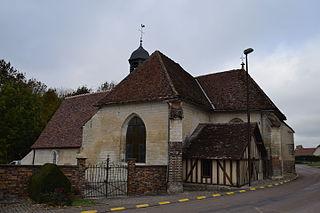 Bouranton Commune in Grand Est, France