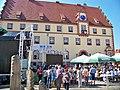 Eilenburg 1050-Jahrfeier Marktplatzbuehne.jpg