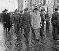 Eisenhower arriveert te Rotterdam om het commando over Canadese troepen die met , Bestanddeelnr 904-8592.jpg
