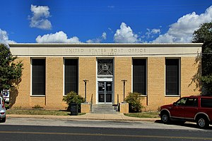 Elgin, Texas - Elgin Post Office
