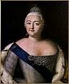 Elizabeth of Russia by anonim after Caravaque (18 c., Kunstkamera).jpg