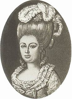 Mistress of Russian Emperor