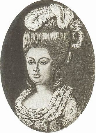 "Elizaveta Vorontsova - Elizaveta Vorontsova was described by a contemporary, the agronomist Andrei Bolotov, as a ""fat and uncouth"" person with ""a bloated mug""."