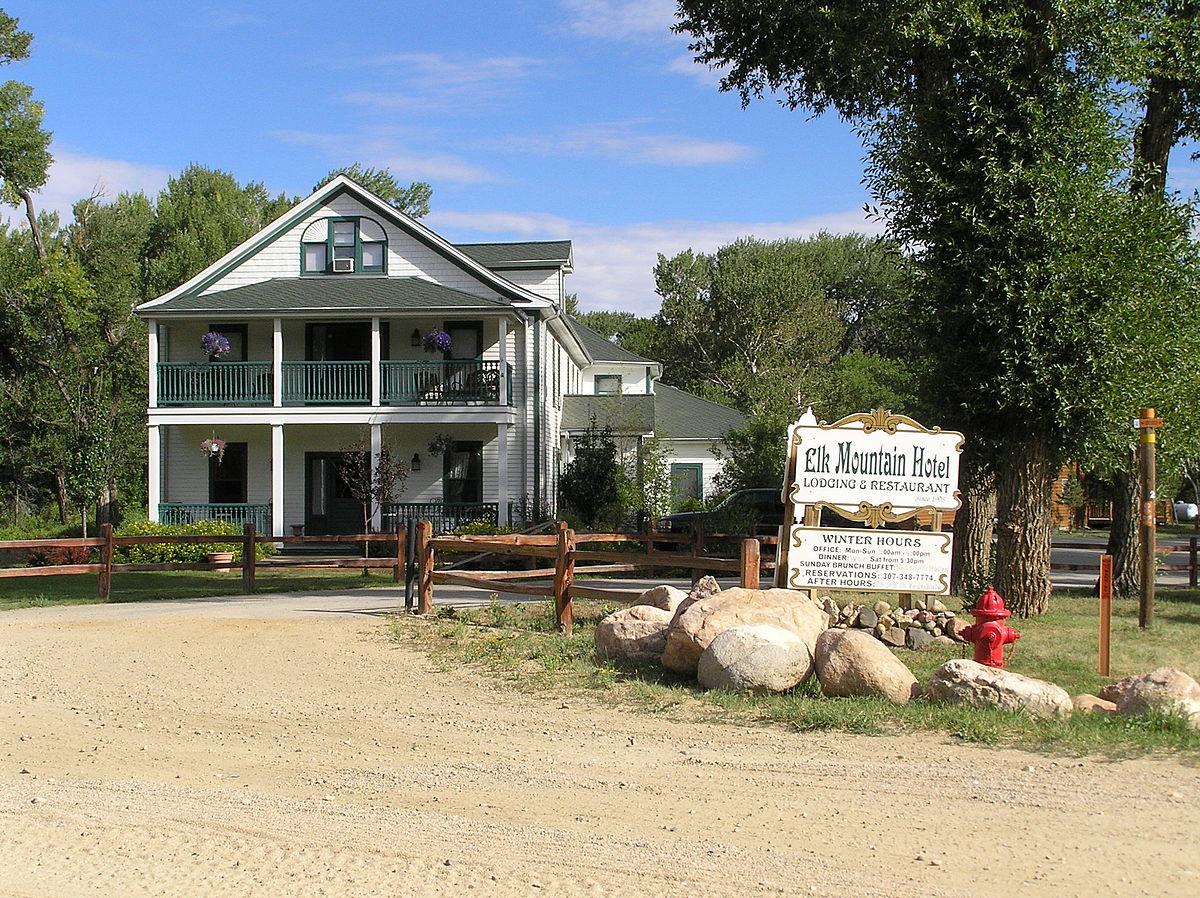 Elk Mountain Hotel Wikipedia
