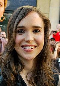 Ellen Page. Source: Wikipedia