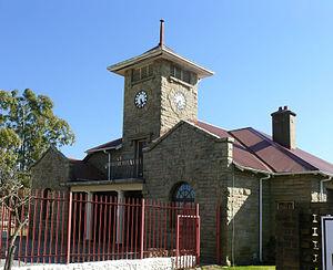 Elliot, Eastern Cape - Town Hall in Elliot