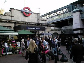 Image illustrative de l'article Embankment (métro de Londres)