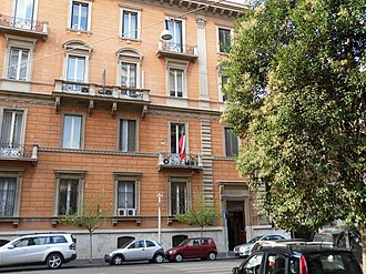 Chile–Italy relations - Embassy of Chile in Rome