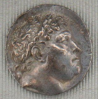 Eumenes I King of Pergamon
