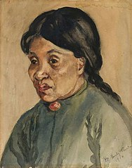 Portrait of Sophie Frank