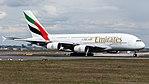 Emirates Airbus A380-861 (A6-EOA) at Frankfurt Airport (4).jpg