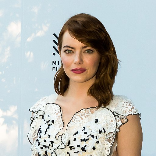 Emma Stone at the 39th Mill Valley Film Festival